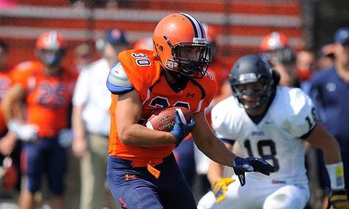Football Welcomes Moravian For Family Weekend Gettysburg College