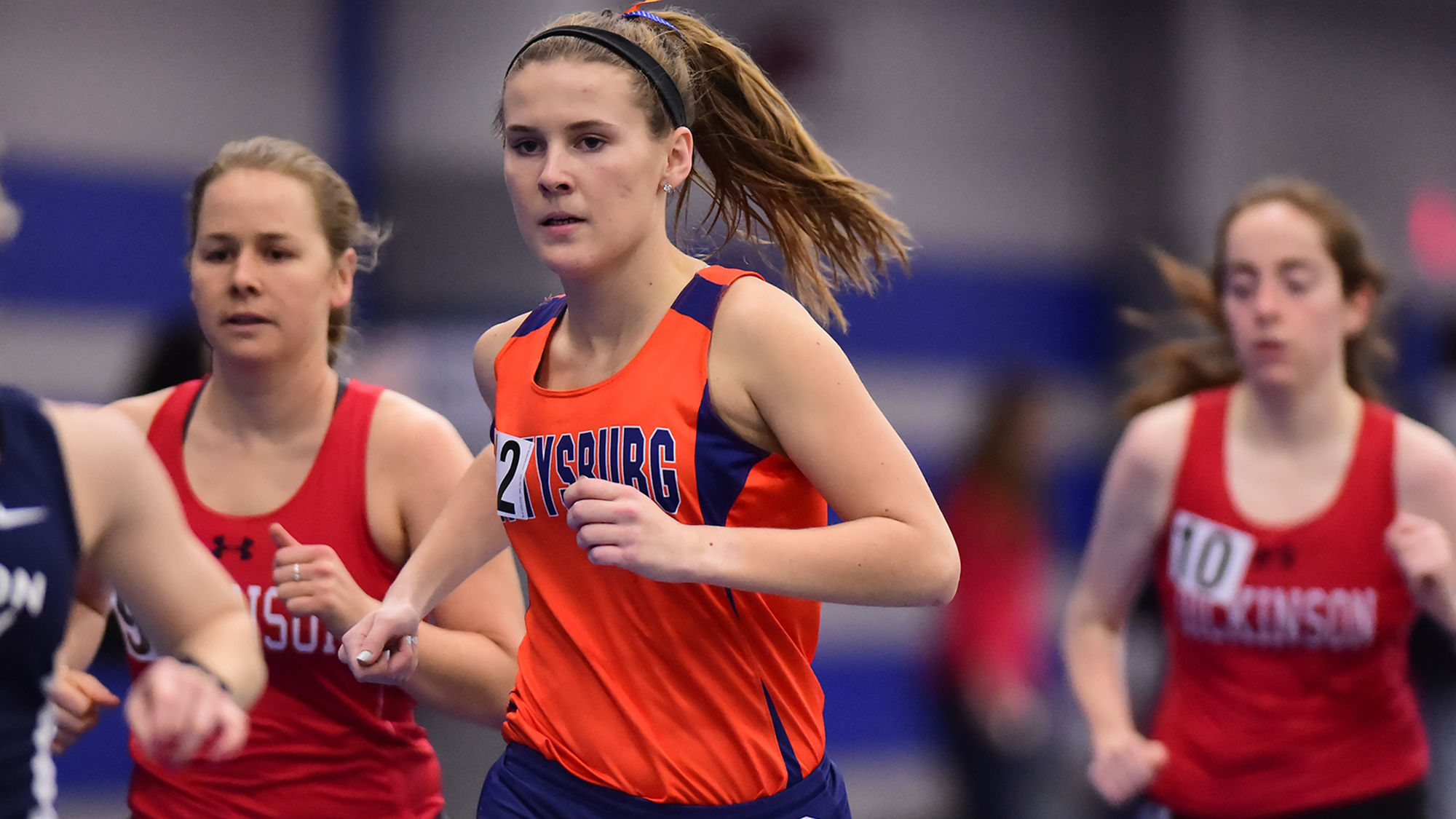 Women's Track Competes at Susquehanna