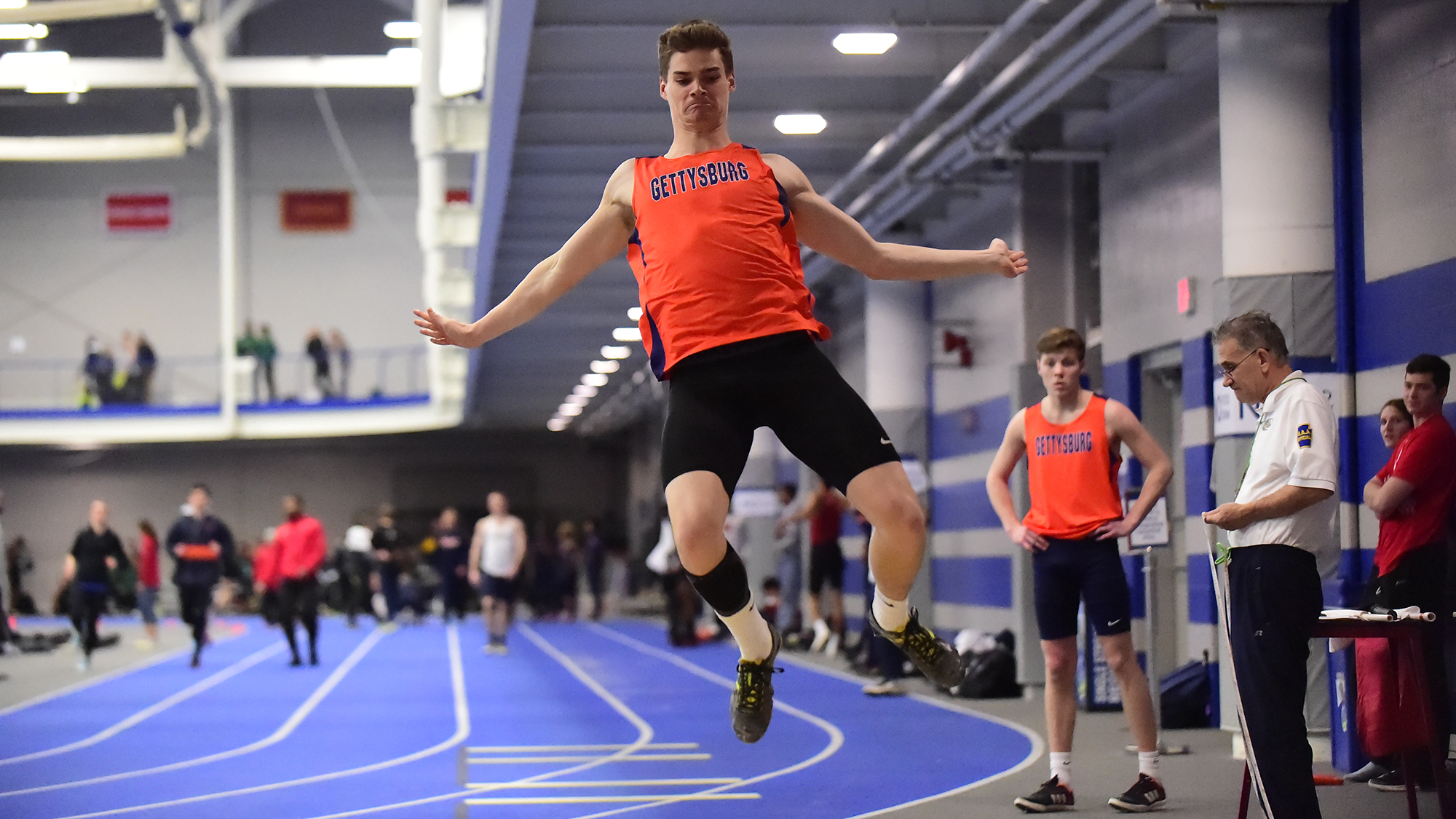 Men's Track & Field Places Four Top-3 Finishes at Susquehanna
