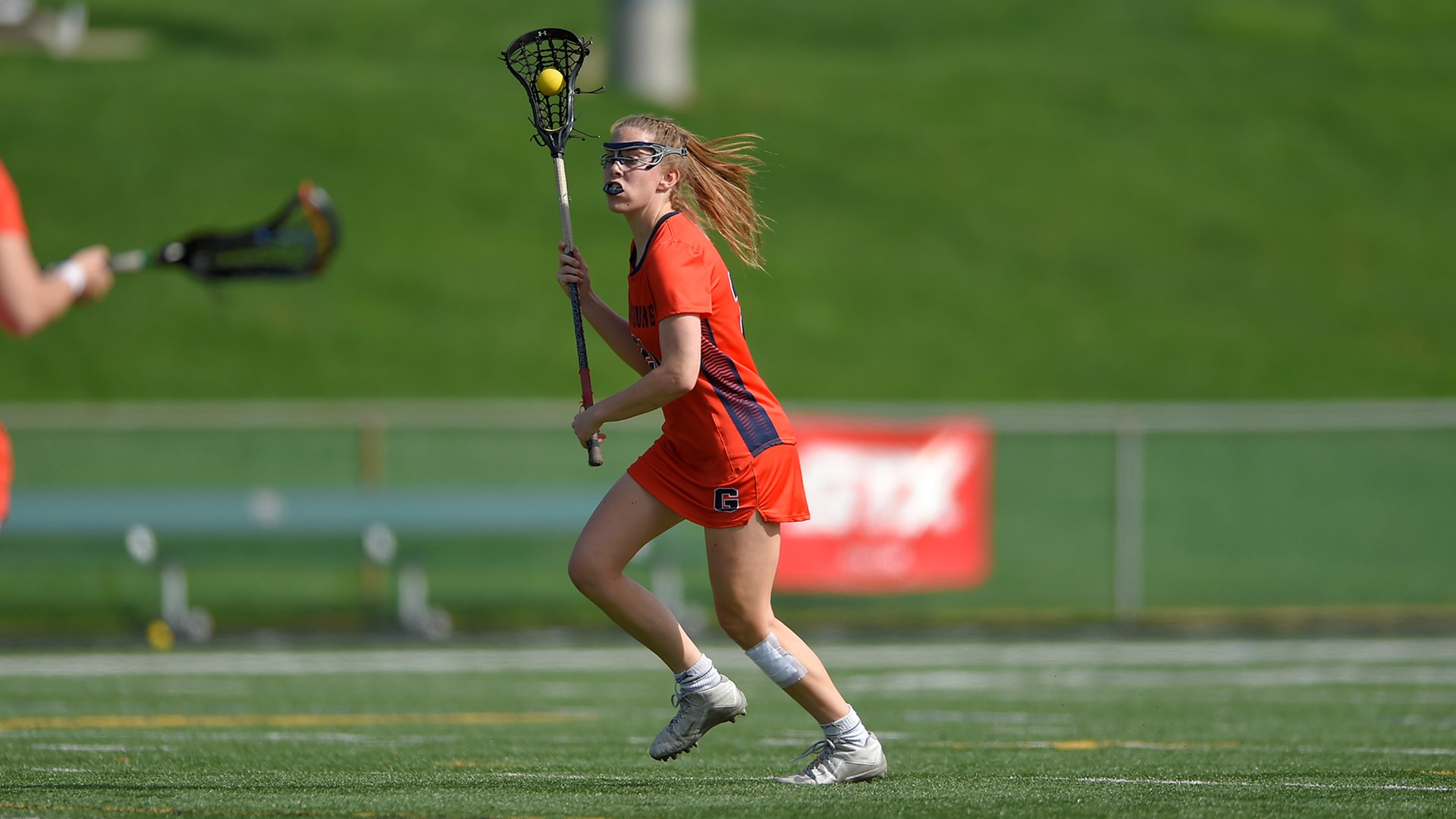 Women's Lacrosse Secures Second Seed; Will Rematch Washington College in Playoffs
