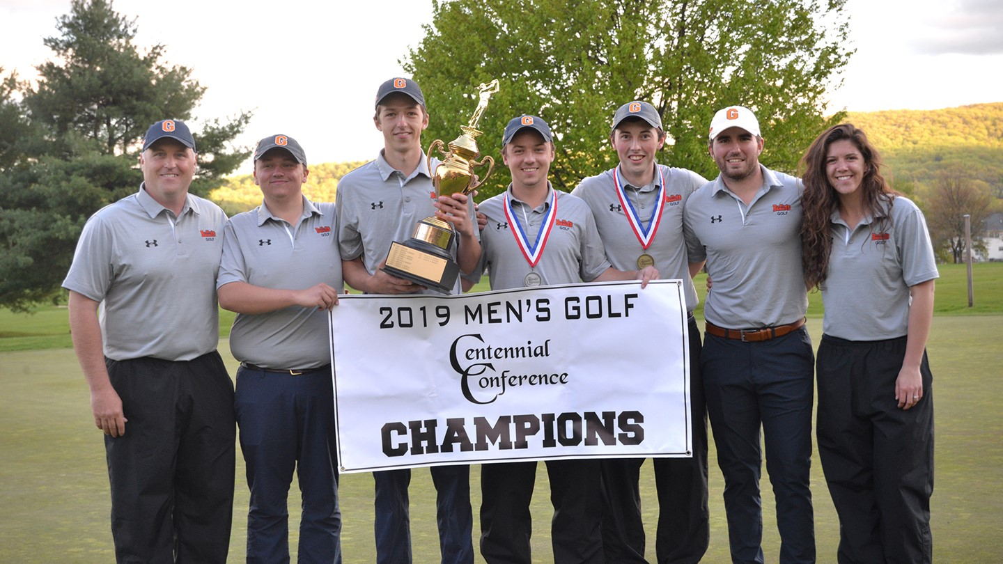 Bullets Golf Teams Rack up Conference Championships