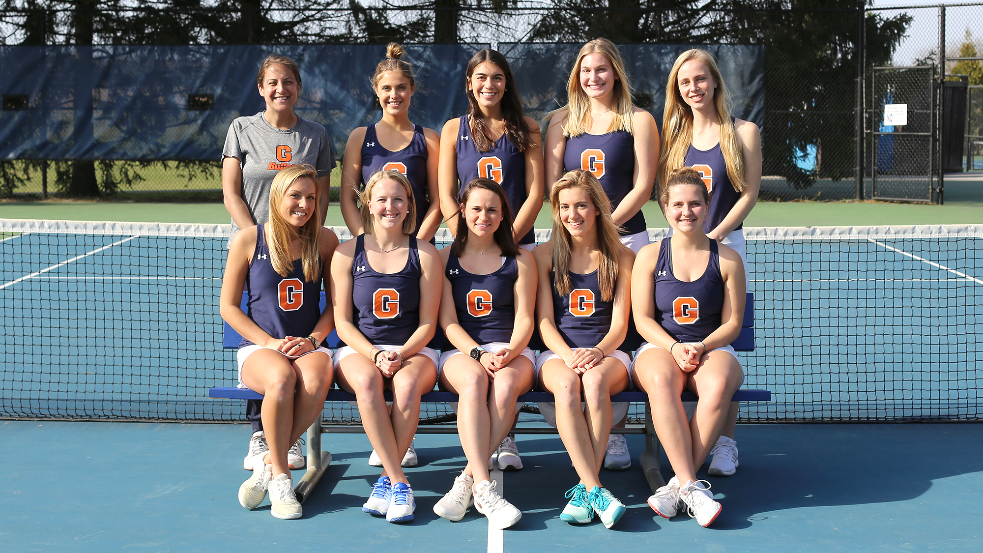 Women's Tennis Earns Academic Honors from ITA - Gettysburg